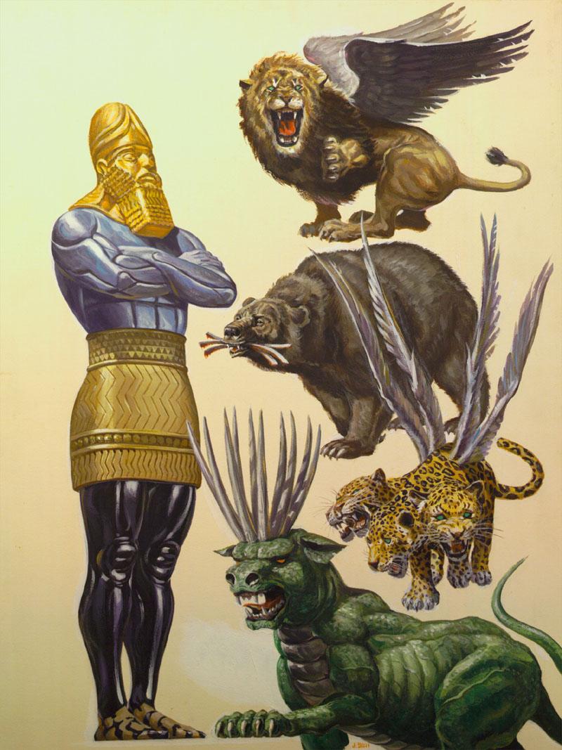 Profecia Daniel Daniel Emite Profecias