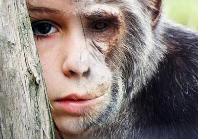 homem macaco
